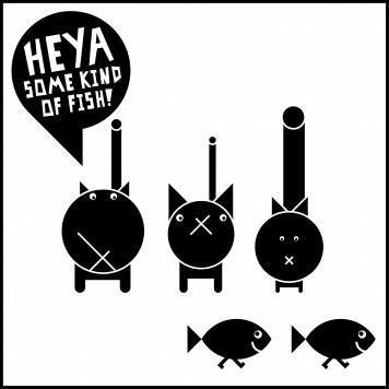 Heya Some Kind Of Fish! - VINYL