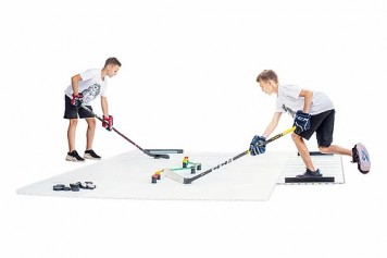 MY PUZZLE 18 pcs (2 sq.m) Hockey Dryland Training Flooring