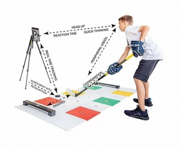 MY PUZZLE SYSTEMS - Professional Dryland Training Flooring Kit